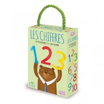 SASSI Junior - Puzzle les chiffres - Dès 3 ans