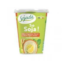 Sojade (Frais) - So Soja citron gingembre thé vert 400g