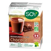 Soy - Boisson Soja Chocolat 20cl
