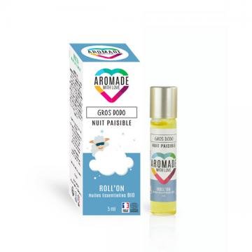Aromade with love - Roll'on gros dodo (Nuit paisible) 5ml