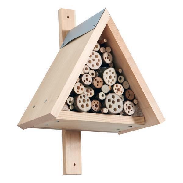 Haba - Terra Kids Kit d'assemblage Hotel pour insectes - Des 6 ans
