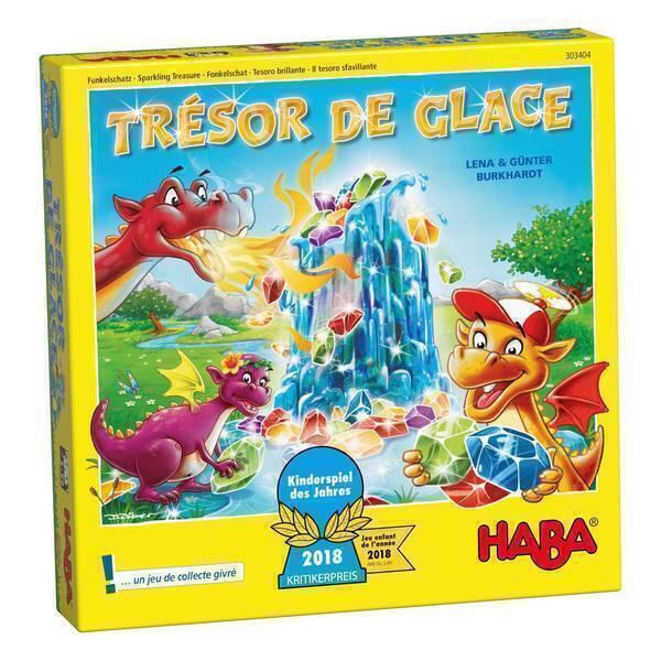 Haba - Tresor de glace - Des 5 ans