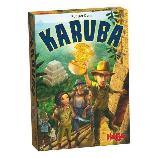 Haba - Karuba - Des 8 ans