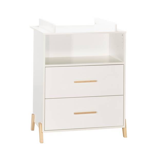 Baby Price - Commode à langer Joy Naturel