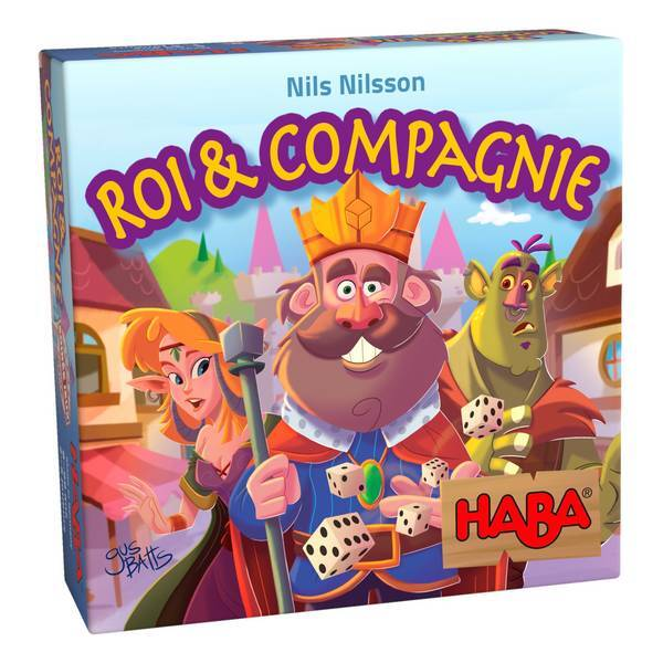 Haba - Roi  Compagnie - Des 8 ans