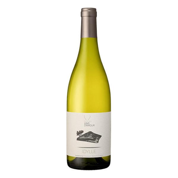 Clos des vins d'amour - Vin blanc Idylle 75cl