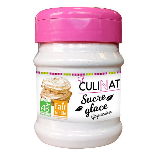 Culinat - Sucre glace équitable Bio 135g