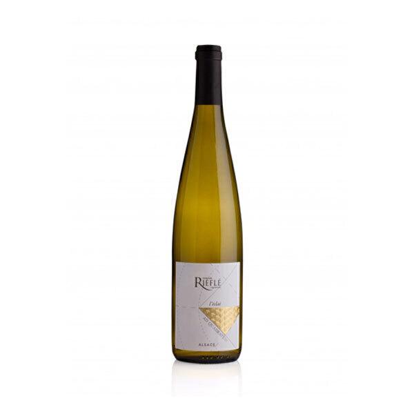 Domaine Riefle-Landmann - Cuvée l'éclat AOP Alsace Riesling - Blanc sec 75cl