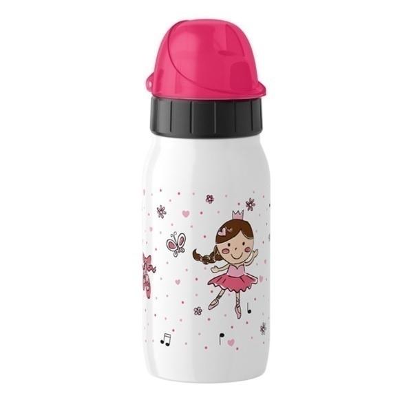 Emsa - Gourde enfant isotherme Drink2Go Ballet 35cl
