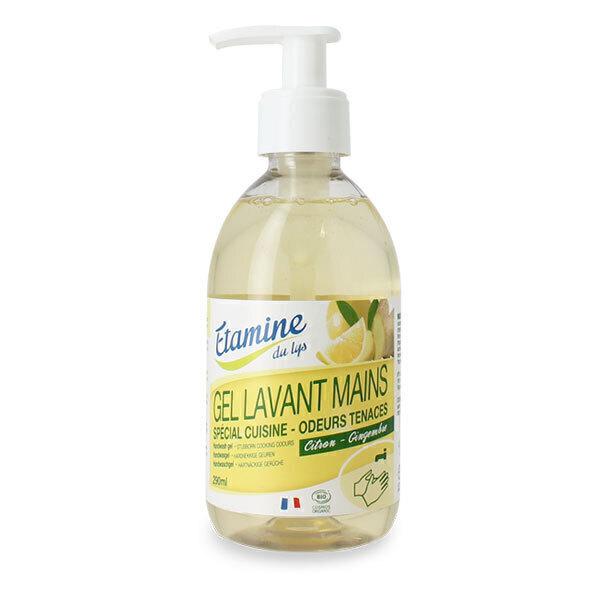 Etamine du Lys - Gel lavant pour les mains Citron et Gingembre 290ml