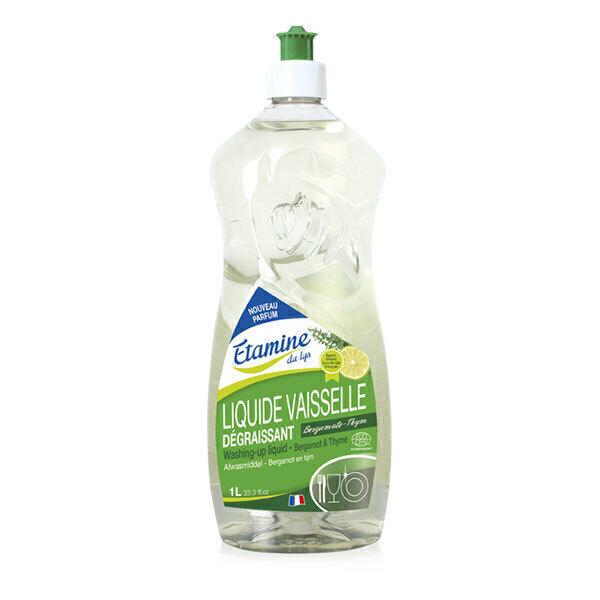 Etamine du Lys - Liquide vaisselle bergamote et thym 1L