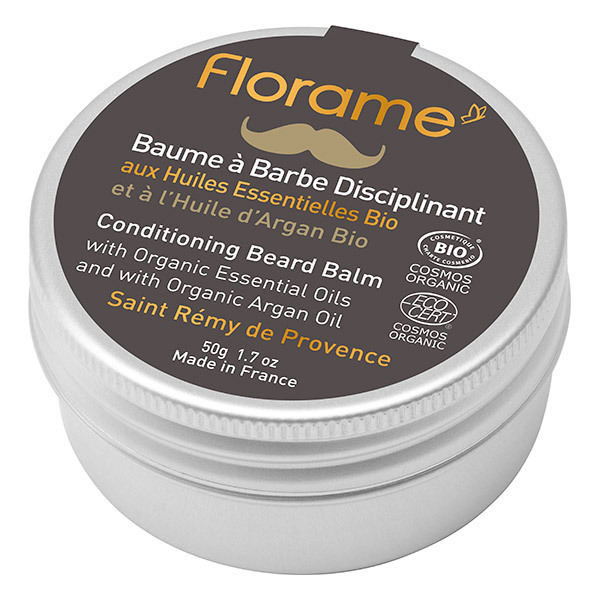 Florame - Baume à barbe Disciplinant 50g