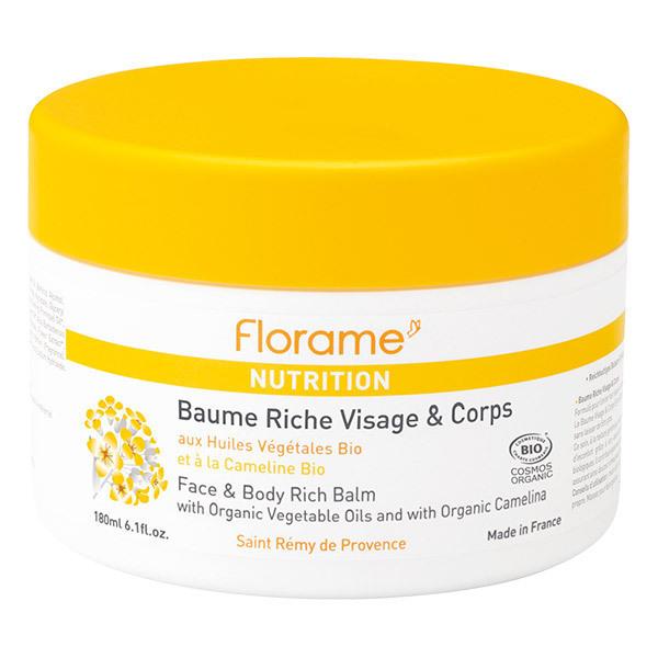 Florame - Baume Riche visage et corps 180ml