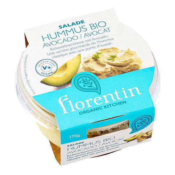 Florentin - Houmous Avocat 170g