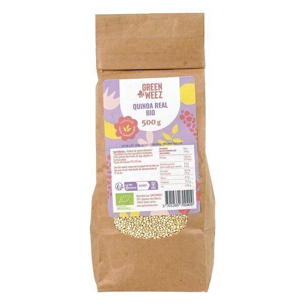 Greenweez - Quinoareal Bio 500g