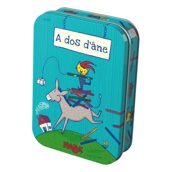 Haba - A dos d'âne - Dès 4 ans