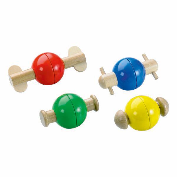 Haba - Balles Plops à assembler - Dès 10 mois