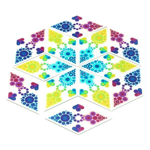 Haba - Color Magic Mandalas - Dès 3 ans