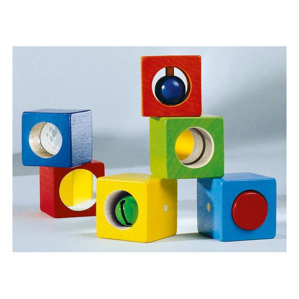 Haba - Cubes-éveil - Dès 12 mois