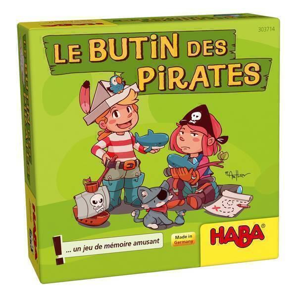 Haba - Le butin des pirates - Dès 5 ans