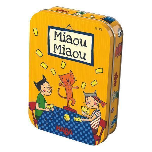 Haba - Miaou Miaou - Dès 5 ans