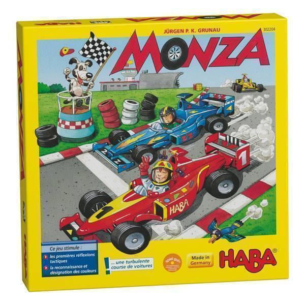 Haba - Monza - Dès 5 ans