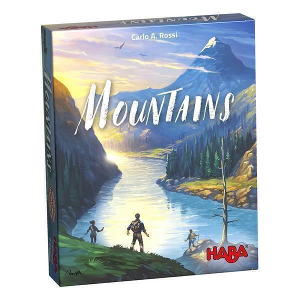 Haba - Mountains - Dès 8 ans