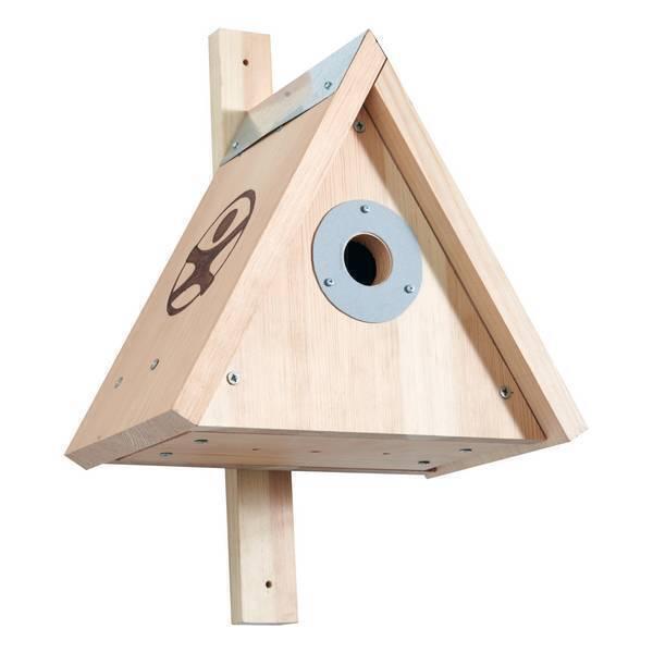 Haba - Terra Kids Kit d'assemblage Nichoir - Dès 6 ans