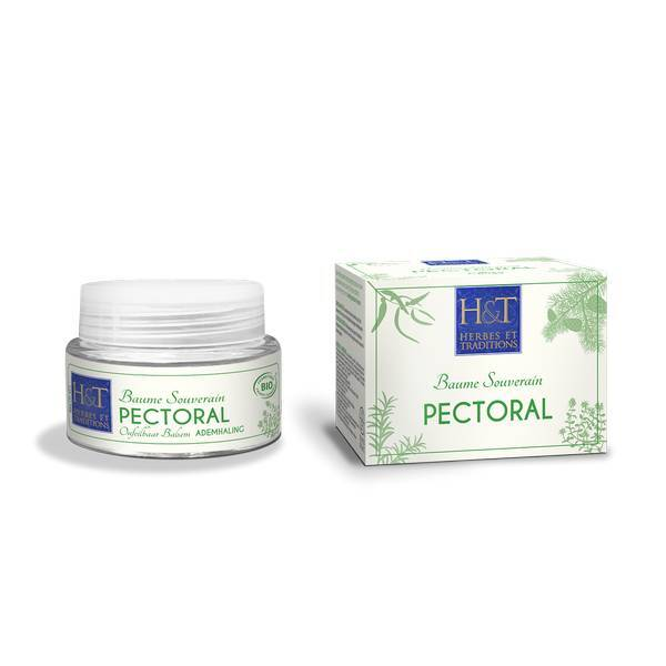 Herbes et Traditions - Baume pectoral 30ml