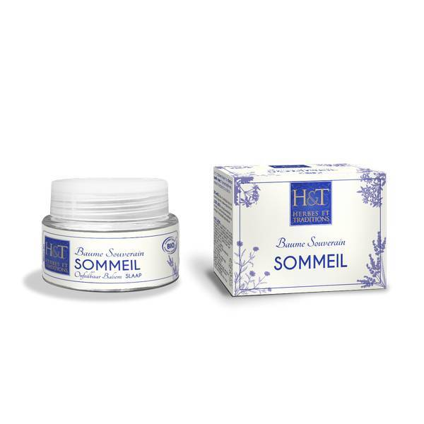 Herbes et Traditions - Baume sommeil 30ml