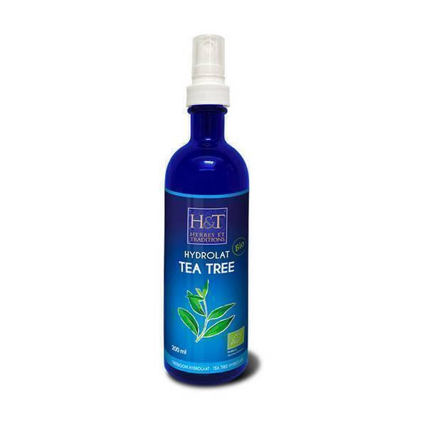 Herbes et Traditions - Eau florale de Tea-tree 200ml