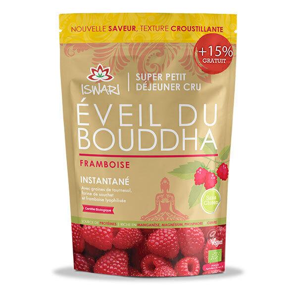 Iswari - Eveil du Bouddha Framboise - Offre Spéciale 15% OFFERT