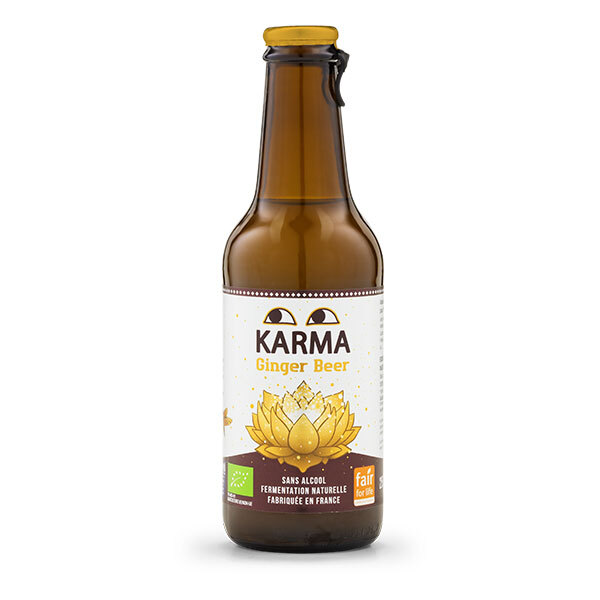 Karma - Ginger Beer 250ml