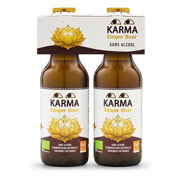 Karma - Ginger Beer 2X250ml