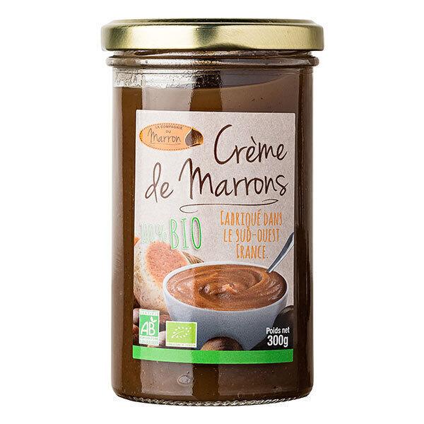 La Compagnie du Marron - Crème de marron 300g