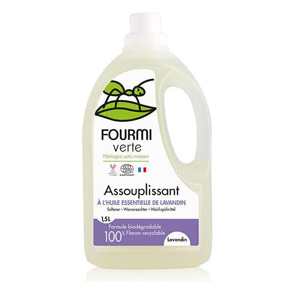 La Fourmi Verte - Assouplissant à la lavande 1,5L
