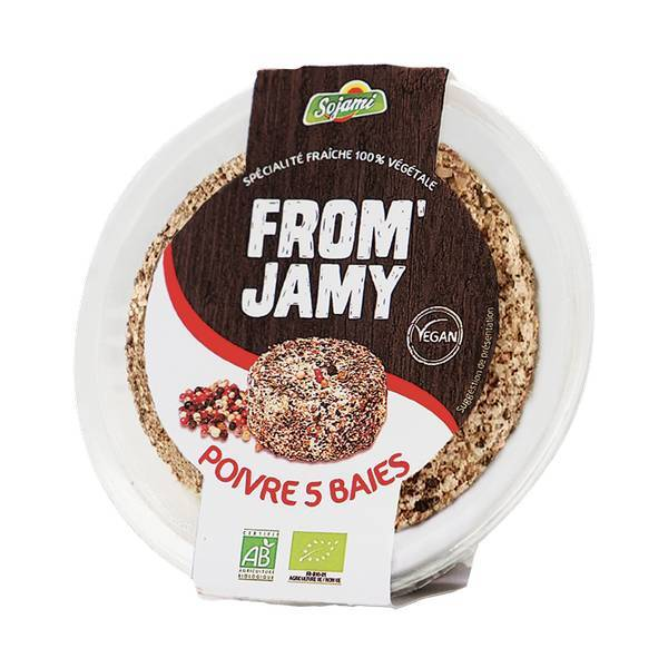 Le Sojami - From'jamy poivre 5 baies 135g