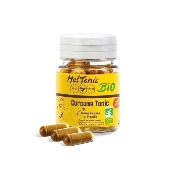Meltonic - Complément alimentaire Curcuma Tonic 60 gélules
