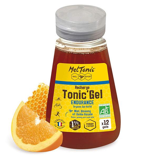 Meltonic - Recharge Tonic' Gel Ultra Endurance bio 250g