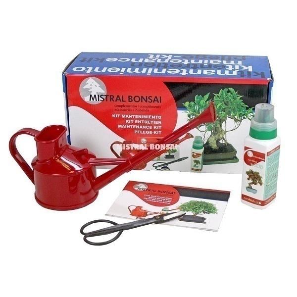 Mistral Bonsai - Kit complet Entretien du bonsaï avec outils