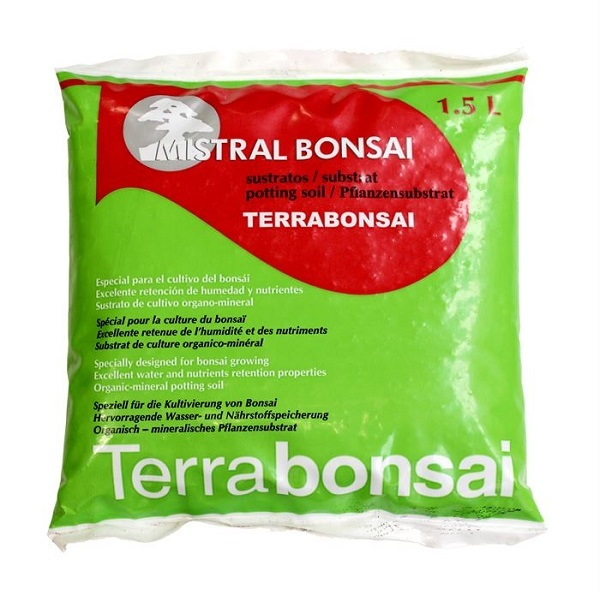 Mistral Bonsai - Substrat Terrabonsai 1,5L