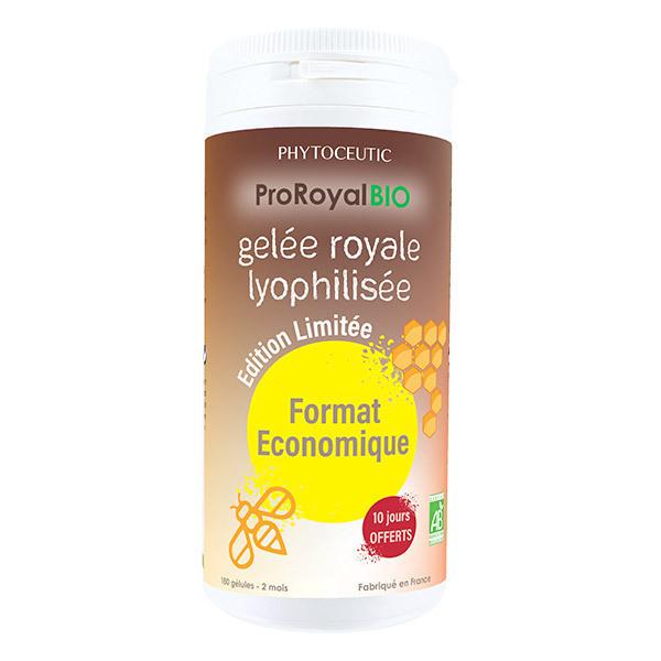 ProRoyal BIO - Gelée Royale Lyophilisée x 180 gélules
