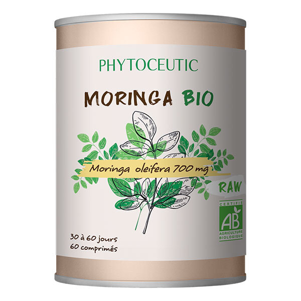 Phytoceutic - Moringa Bio 700mg x 60 comprimés