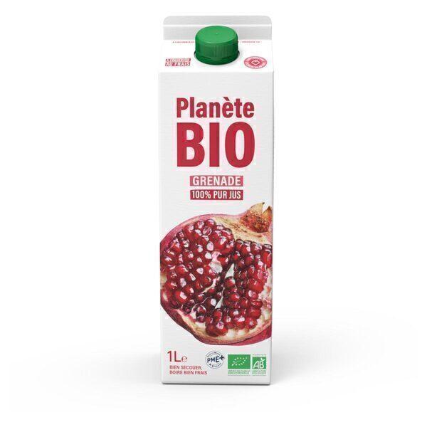 Planète Bio - Jus de grenade Bio 1L