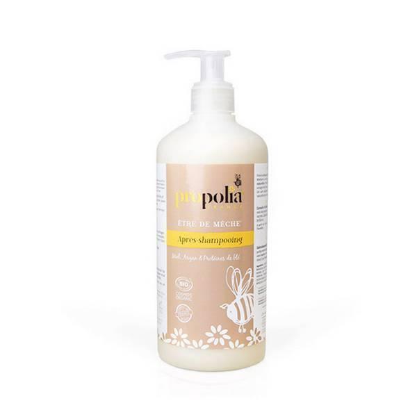 Propolia - Après-shampoing miel argan et protéines de blé 500ml