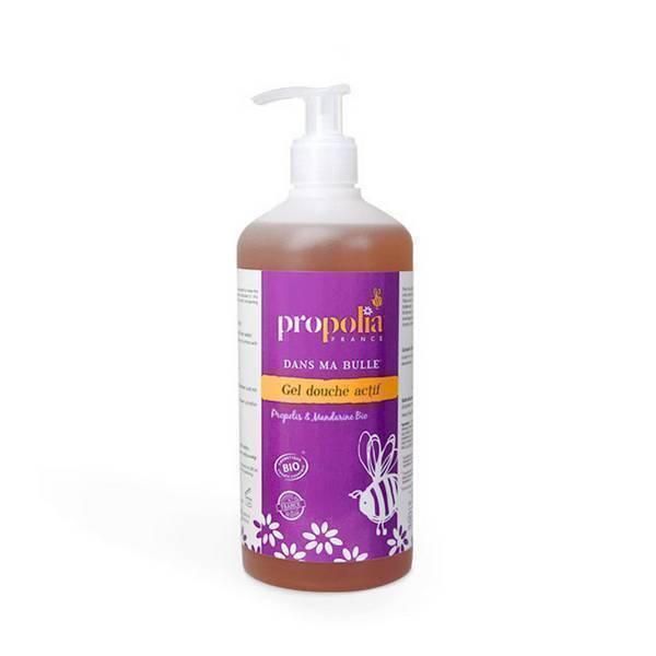 Propolia - Gel douche actif propolis et mandarine 500ml