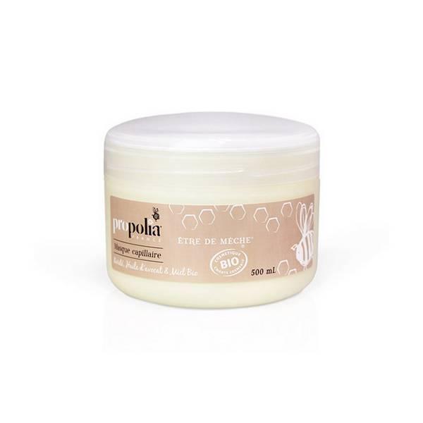 Propolia - Masque capillaire huile d'avocat et miel 500ml