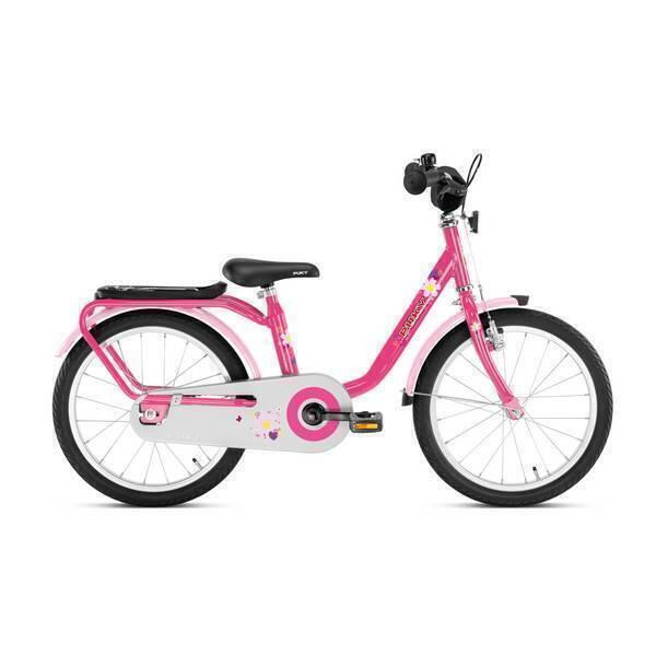 """Puky - Vélo Enfant Z8 18"""" Lovely pink - Dès 5 ans"""