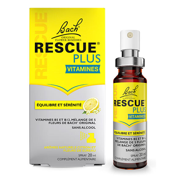 RESCUE® - Rescue Plus spray x 20 mL