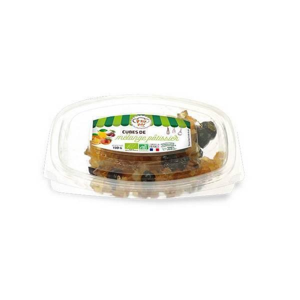 Senfas - Mélange pâtissier en cubes 150g